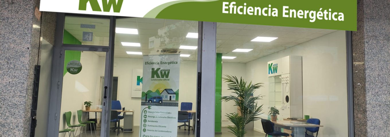 Imagen de la tienda KW ubicada en Barcelona